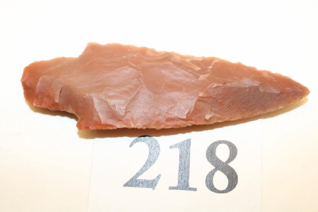 Red Jasper Stemmed Point - 2
