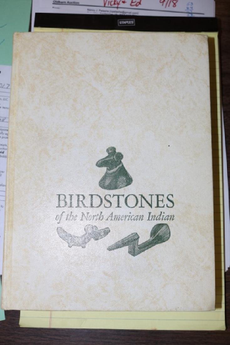 Book: Birdstones of the North American Indian