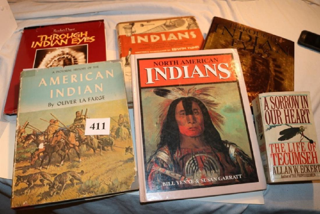 9 Assorted Books Indian Related