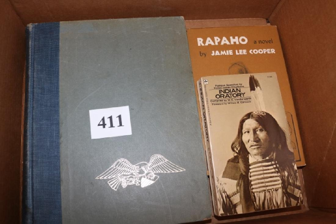 9 Assorted Books Indian Related - 2