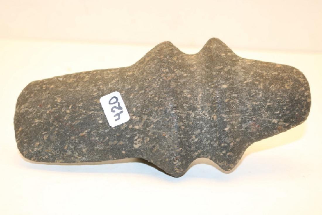 Stone Michigan Axe