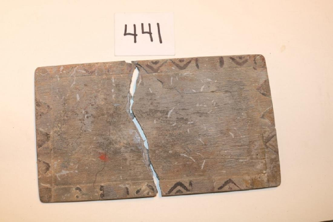 Sacaton Painted South West Stone Paint Pallet