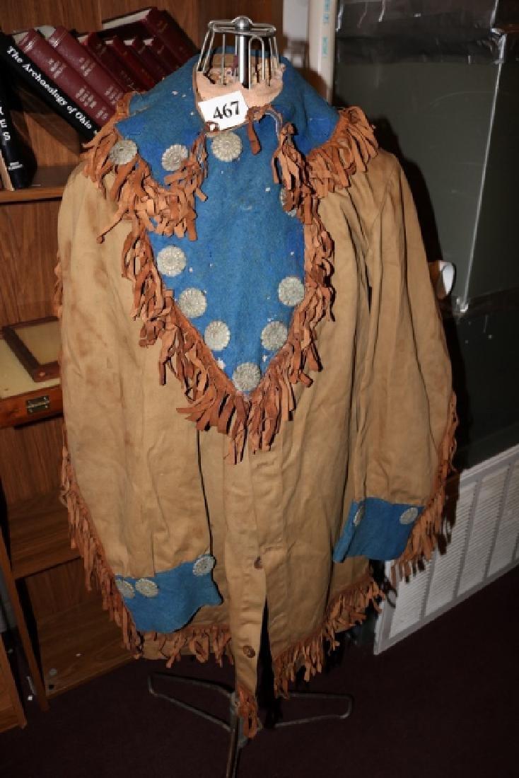 (2) 1.0.0.0.R.M. Costumes, Mans Vest