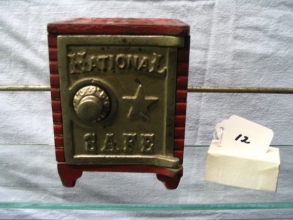 12: Cast Iron National Bank
