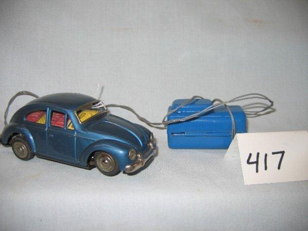 417: Japan B/O Volkswagen Beetle