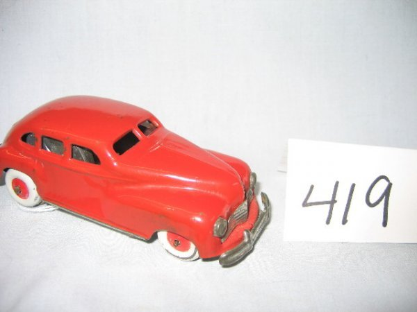 419: Occupied Japan 2 Door Limousine