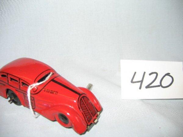 420: Marx Tricky Fire Chief
