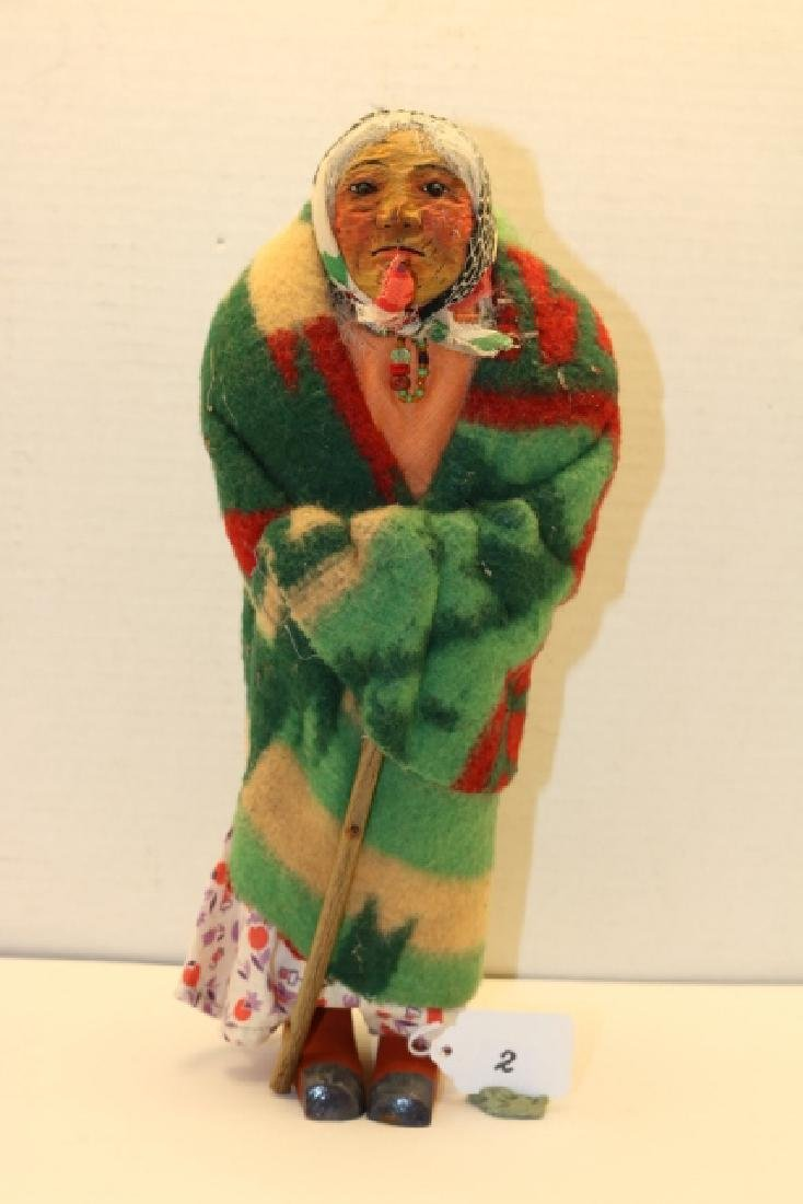 Female Skookum Doll