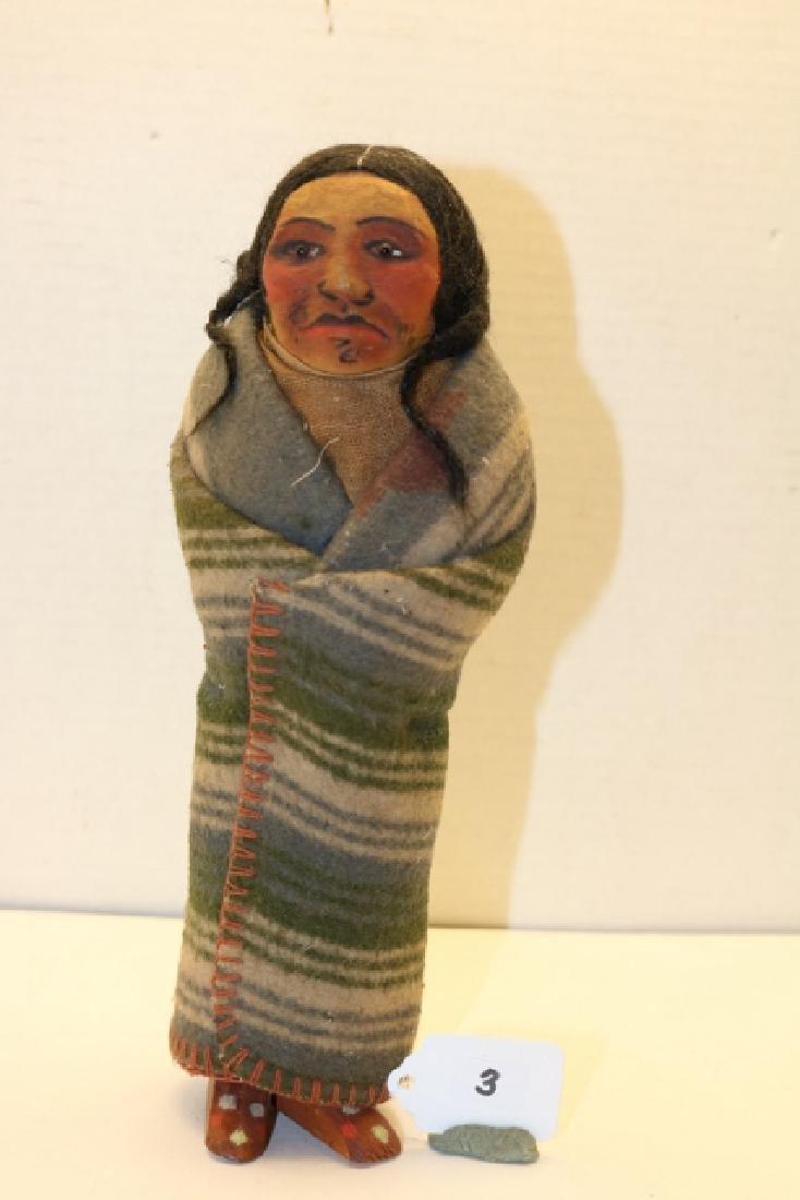 Male Skookum Doll