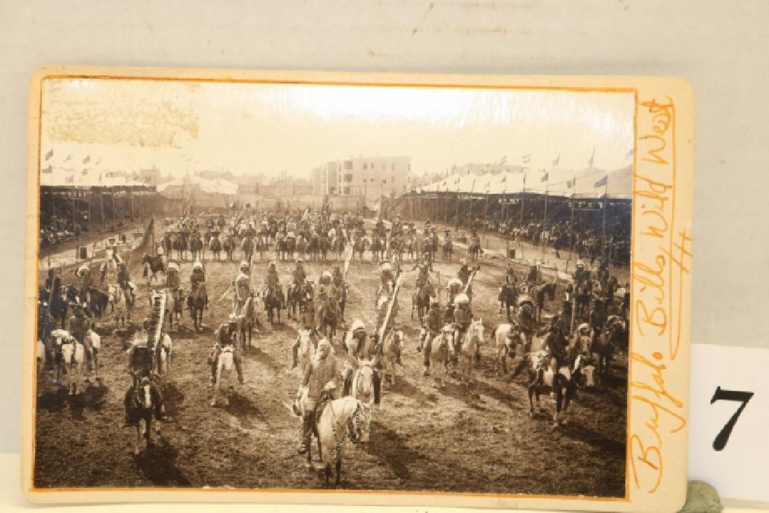 Photo Buffalo Bill's Wild West Show
