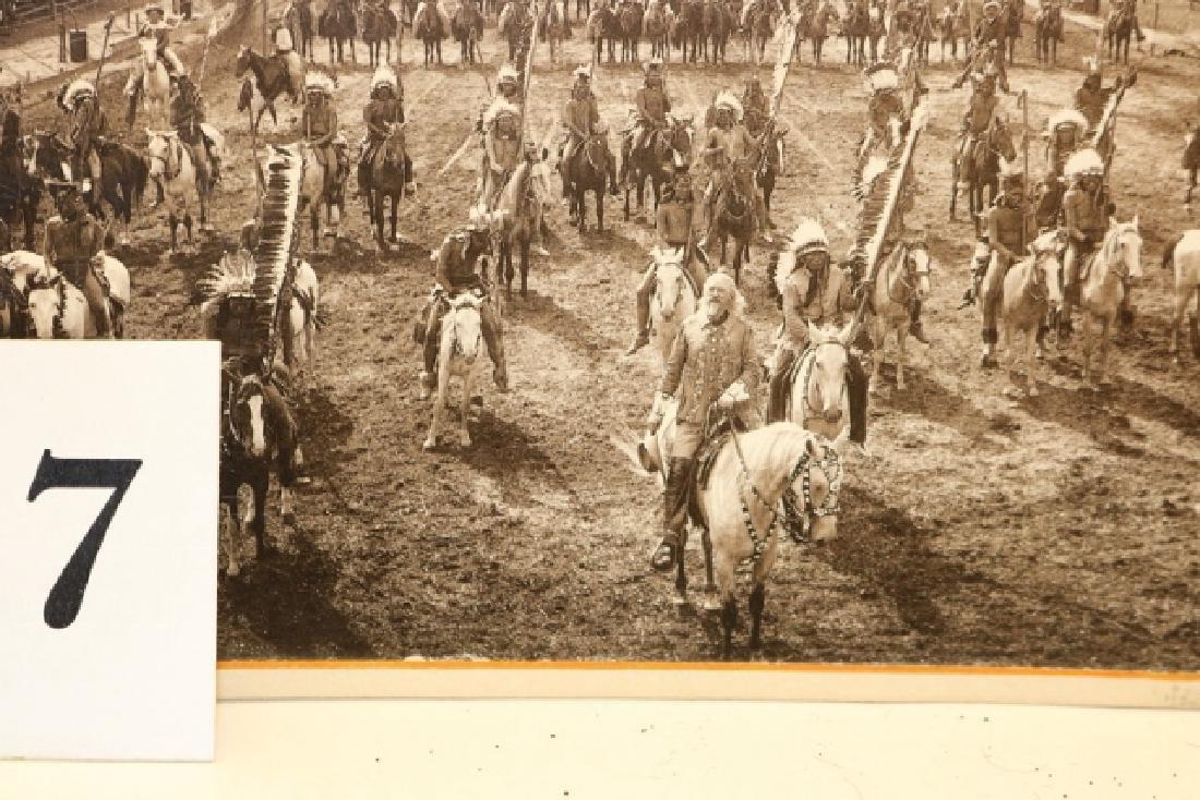 Photo Buffalo Bill's Wild West Show - 2