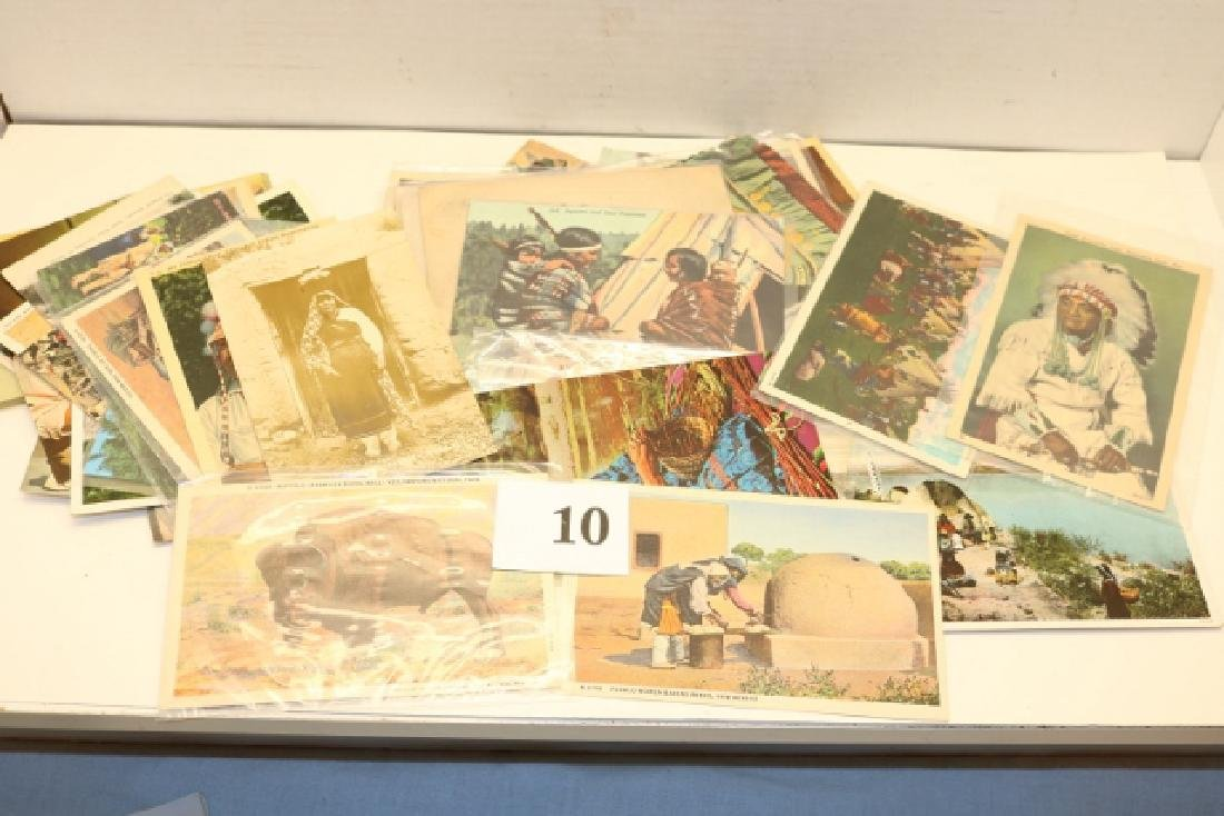 42 Indian Post Cards