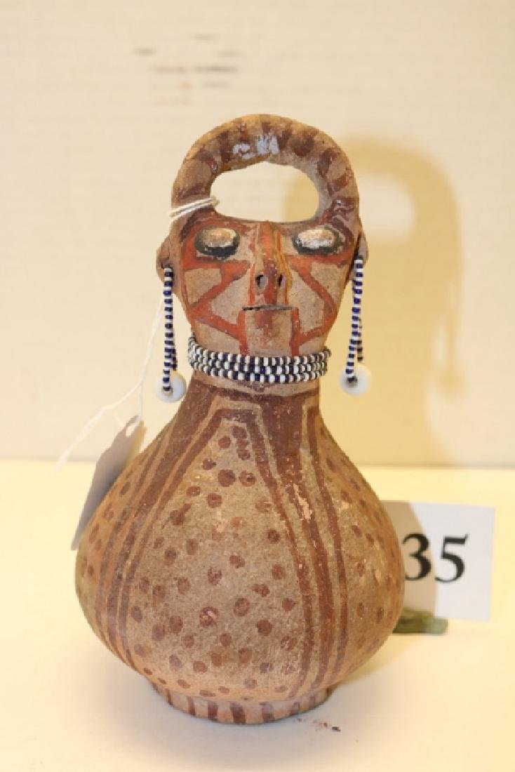 Mojave Pottery Doll