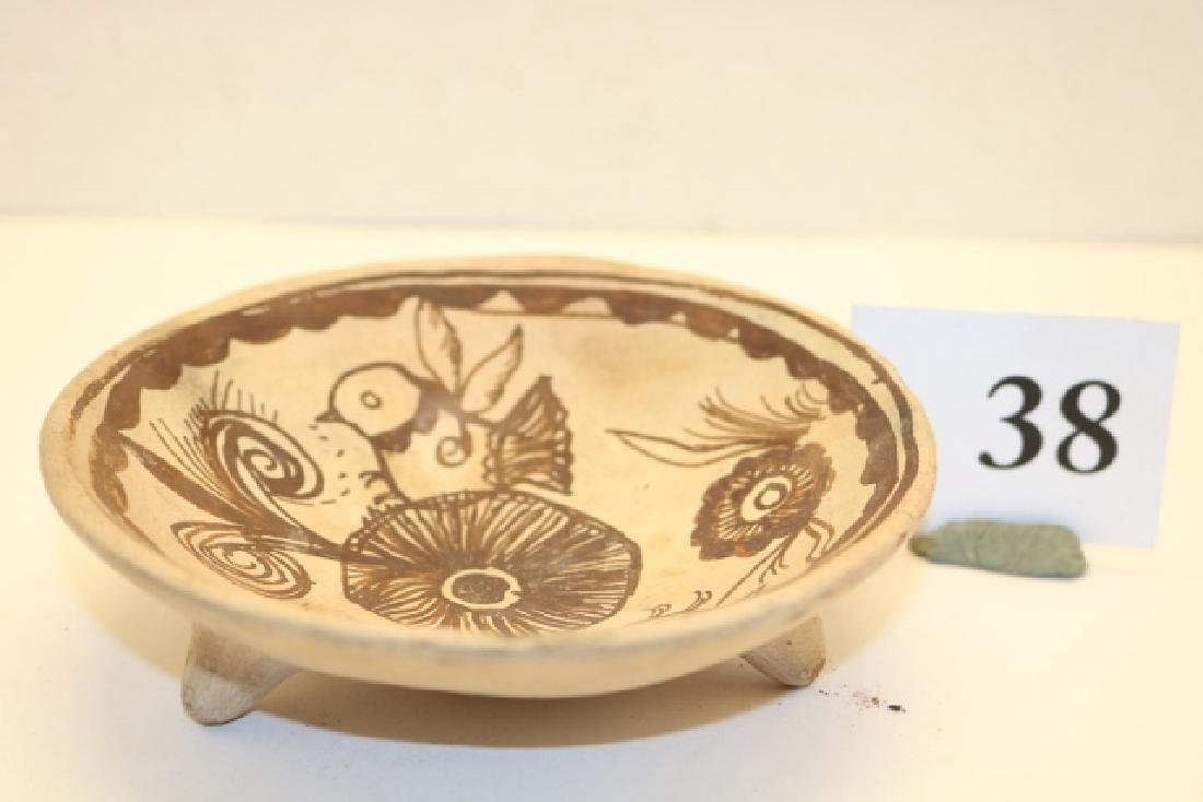 """5"""" x 2"""" Footed Bowl"""