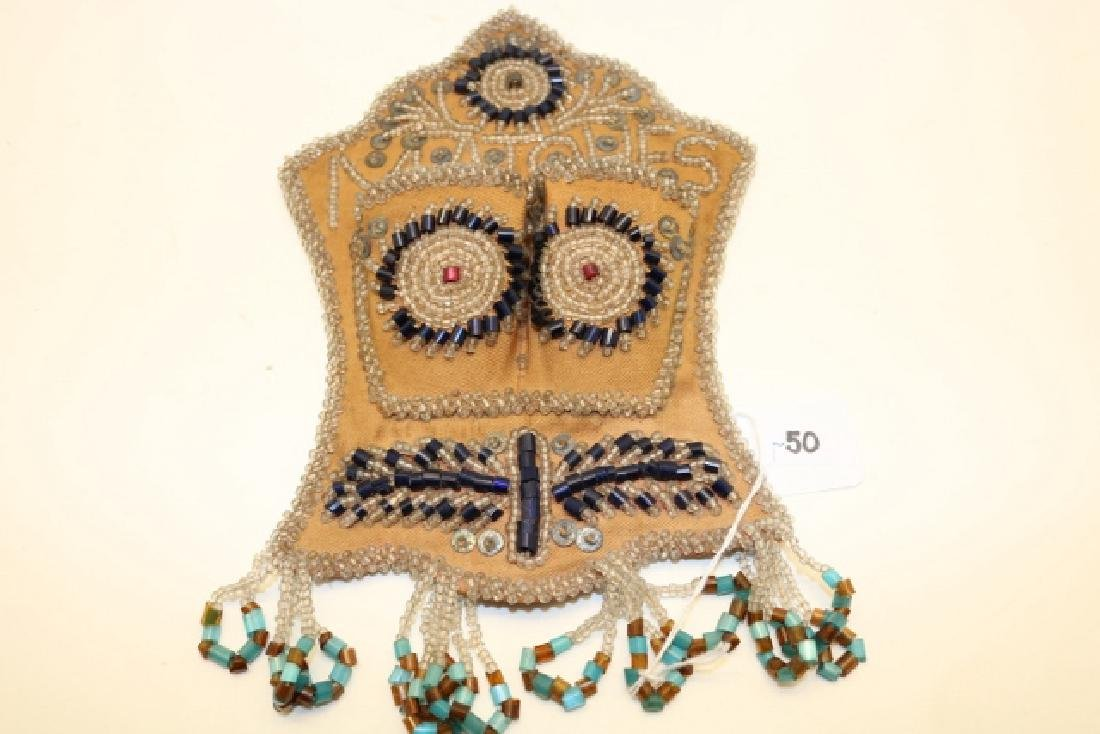 Match, Hanging Beaded Whimsy
