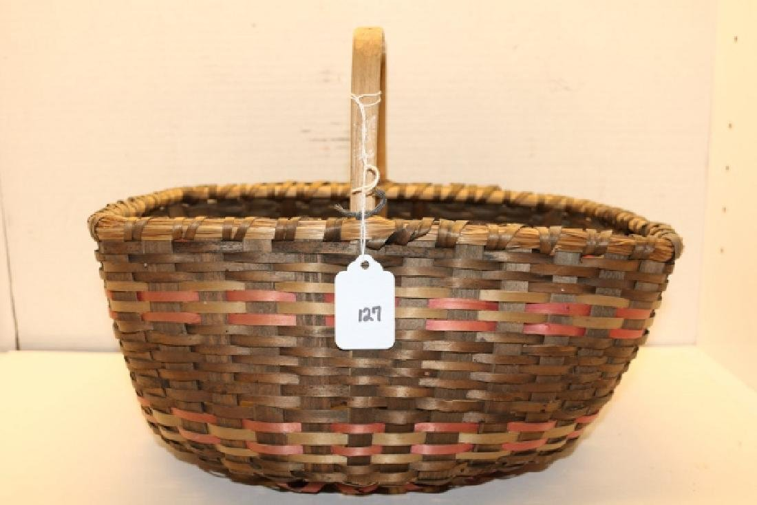 Plaited Basket