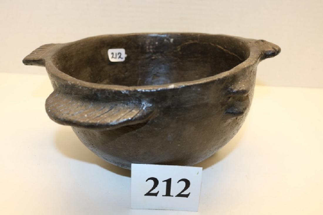 Fish Effigy Bowl