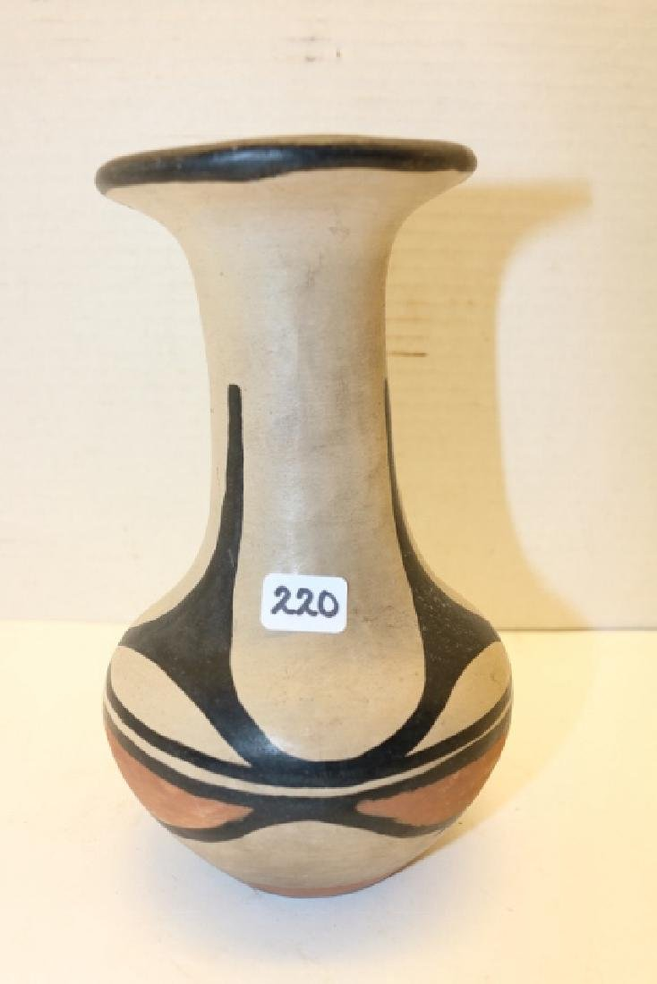 Polychrome Santo Domingo Vase
