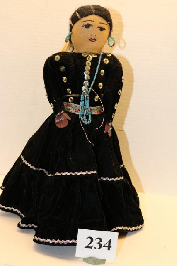 Navajo Woman Doll