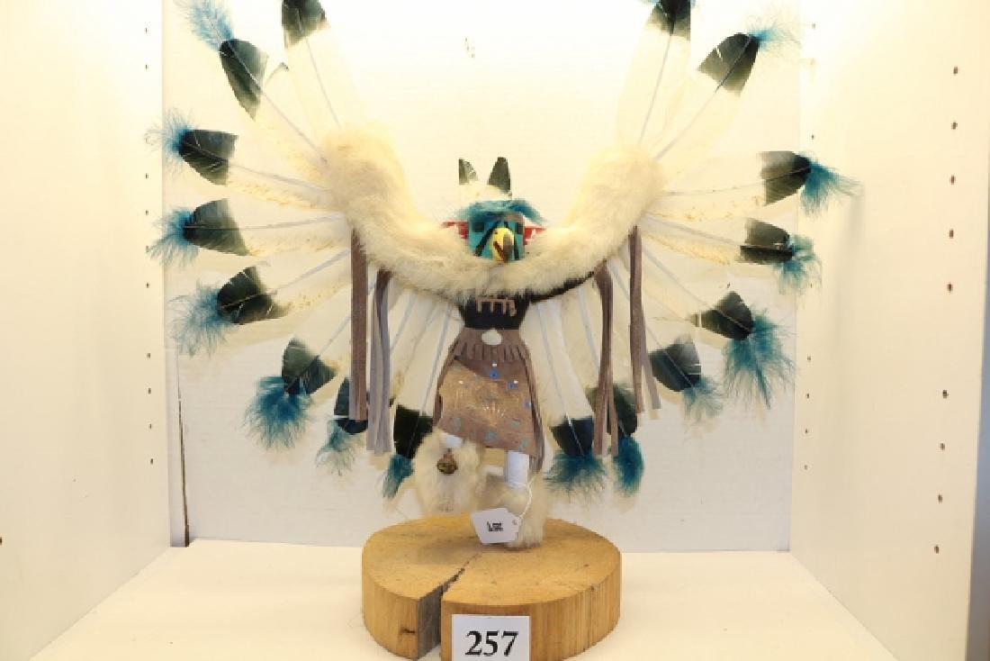 Eagle Katsina Navajo NO SHIPPING OUT OF COUNTRY