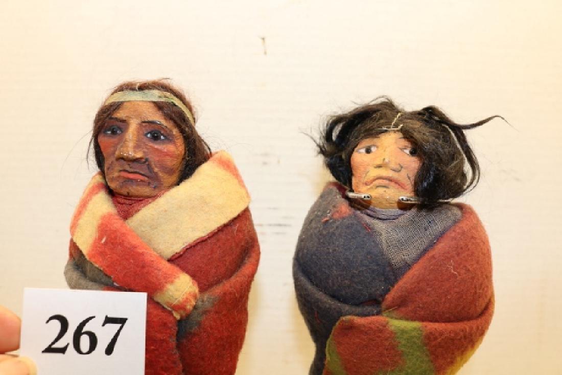 2 Skookum Dolls - 2