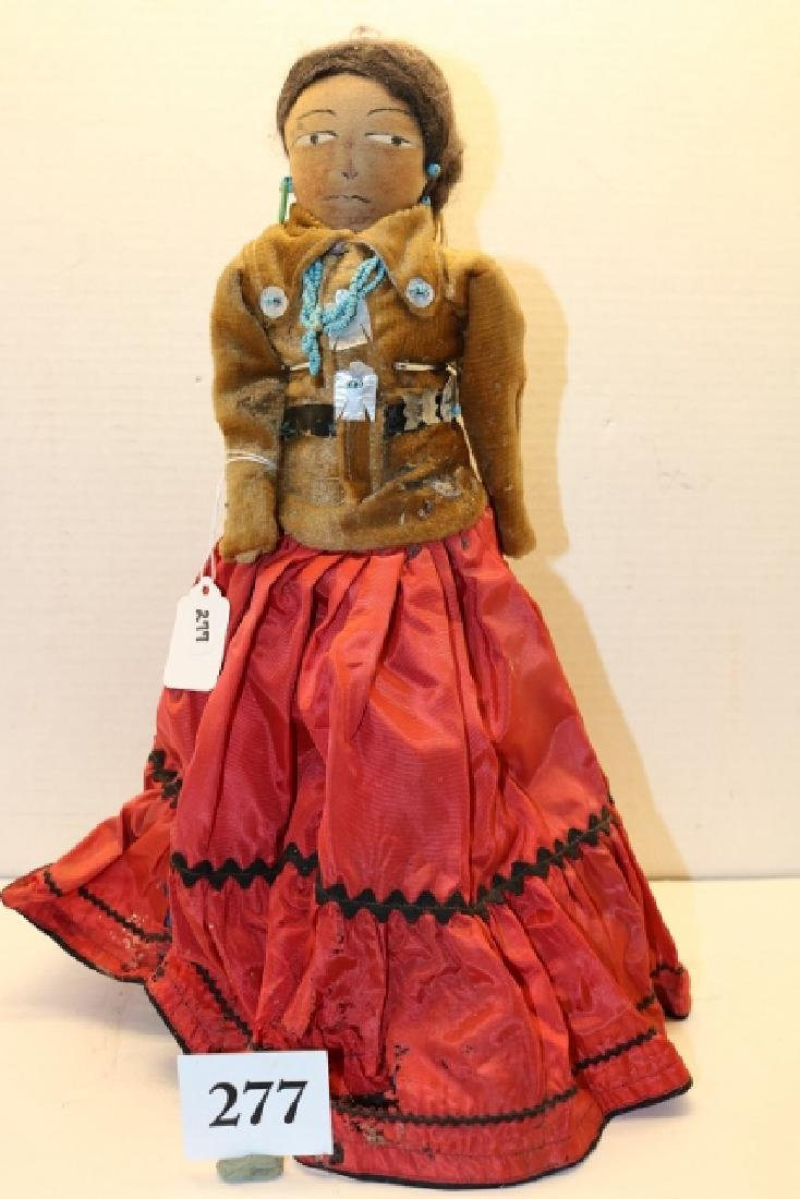 Navajo Female Doll