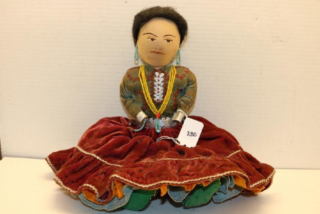 Navajo Female Doll