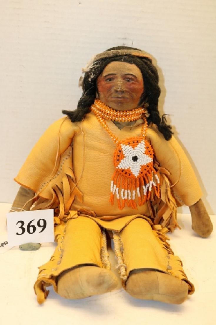 Plains Male Doll