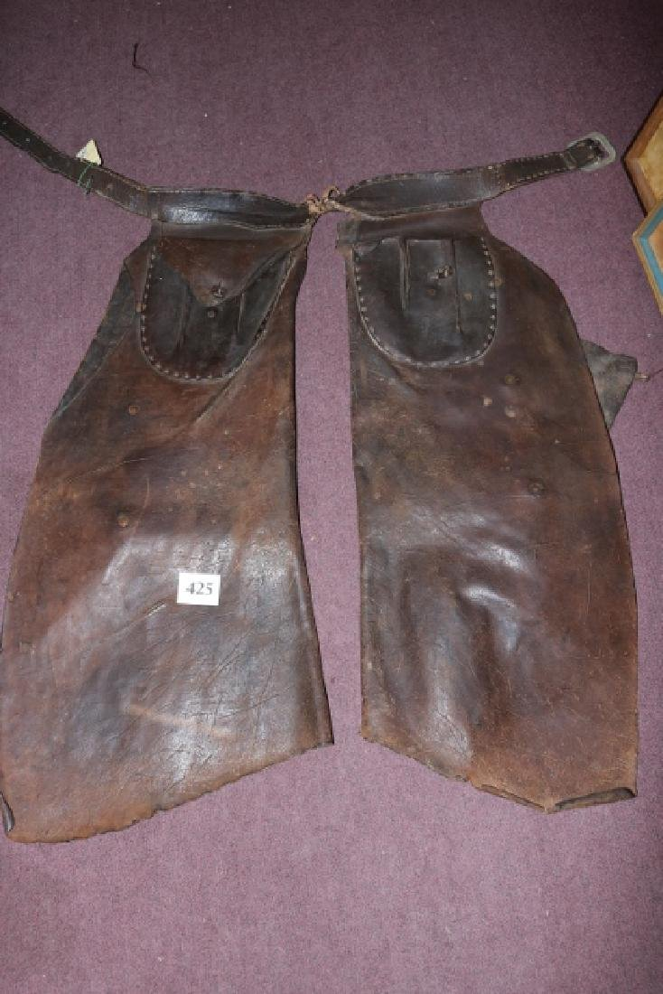 Batwing Chaps