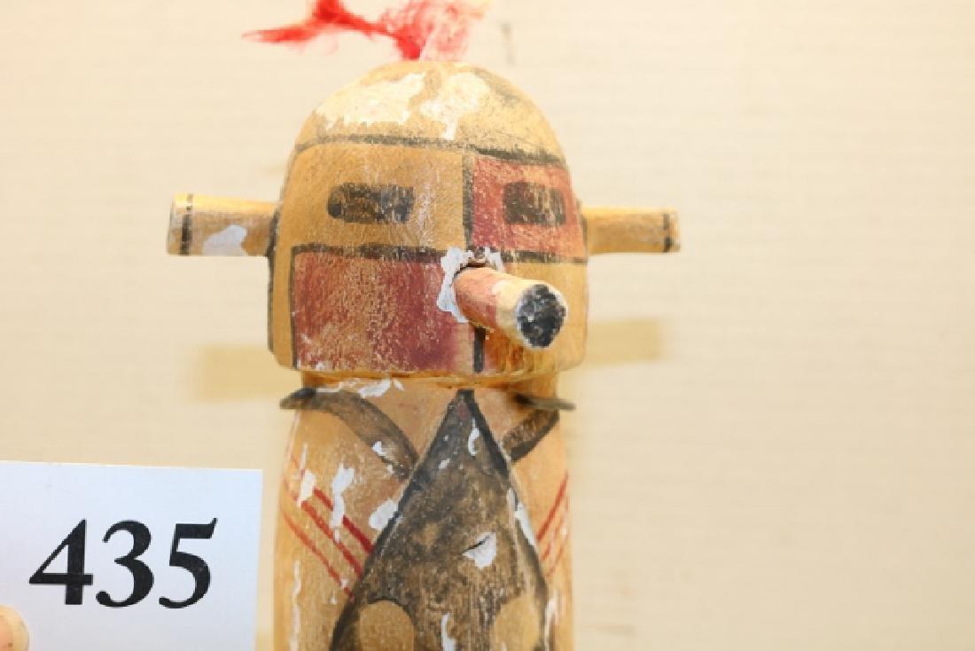 "10"" Wood Katsina - 2"