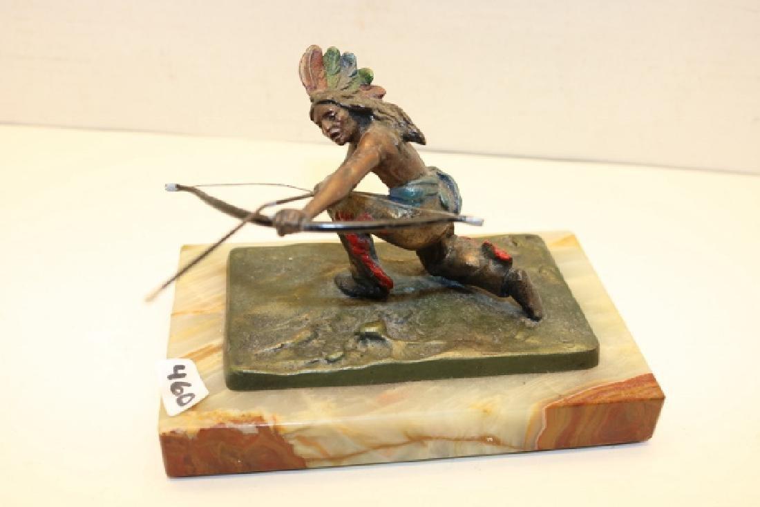 Kauba Bronze Desk Ornament