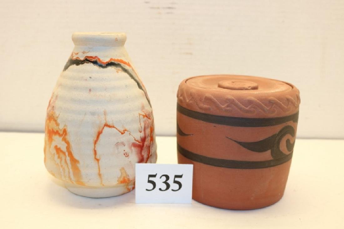 2 Pcs. Pottery – Nemadwi Pottery