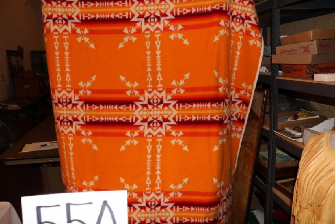 Wool Indian Blanket, Pendleton Blanket