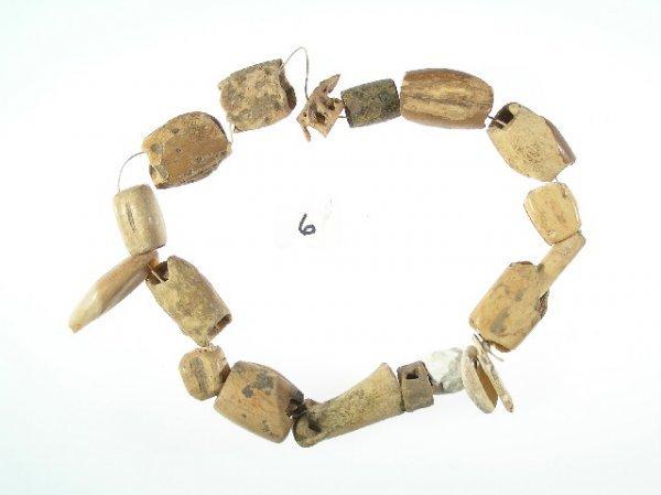 6: Bone & Shell Beads