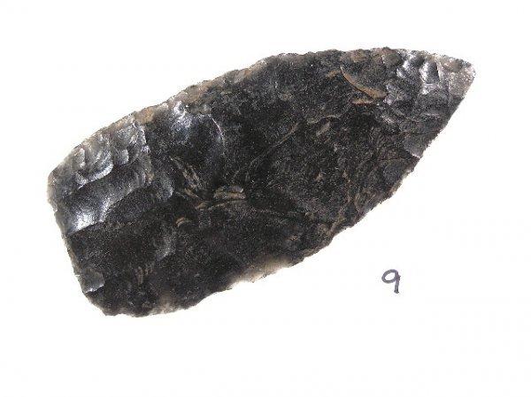 9: Obsidian Blade