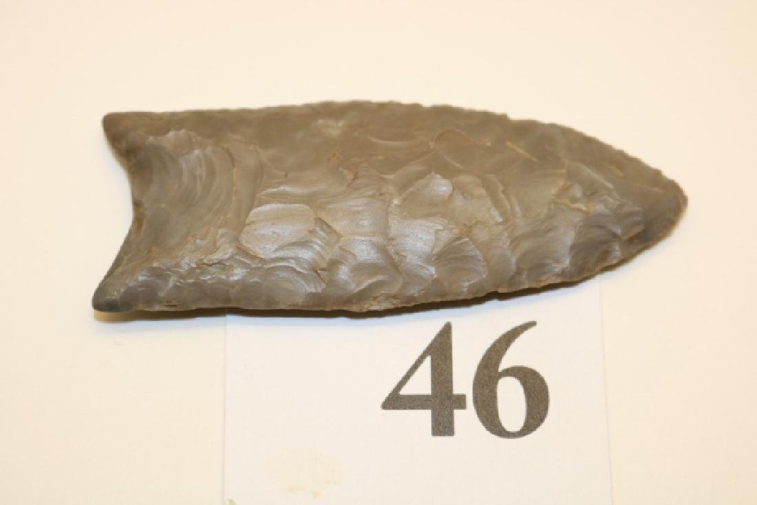 Hornstone Paleo Fluted Point