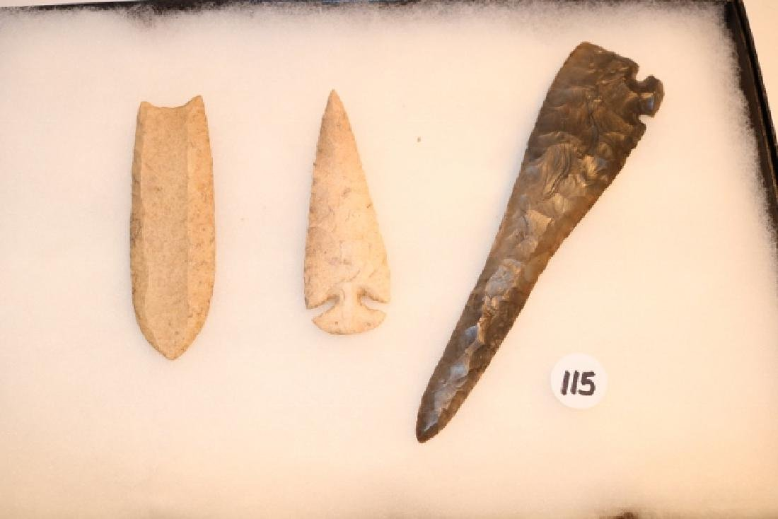 7 Large Points/ Knives - 3