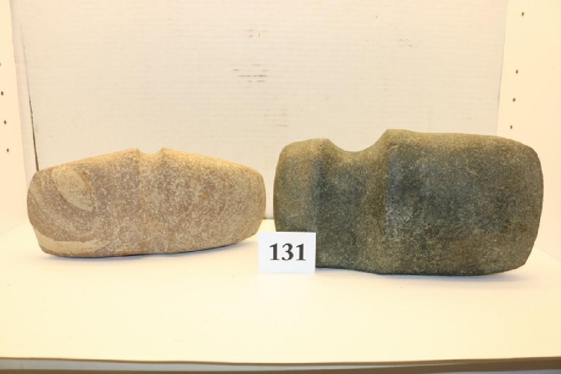 2 Stone Axes