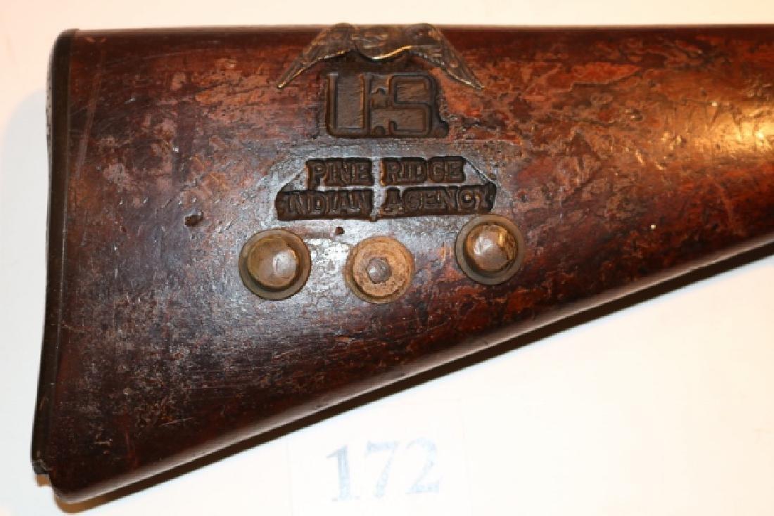 Pine Ridge Indian Agency 12 Ga. Shotgun - 3