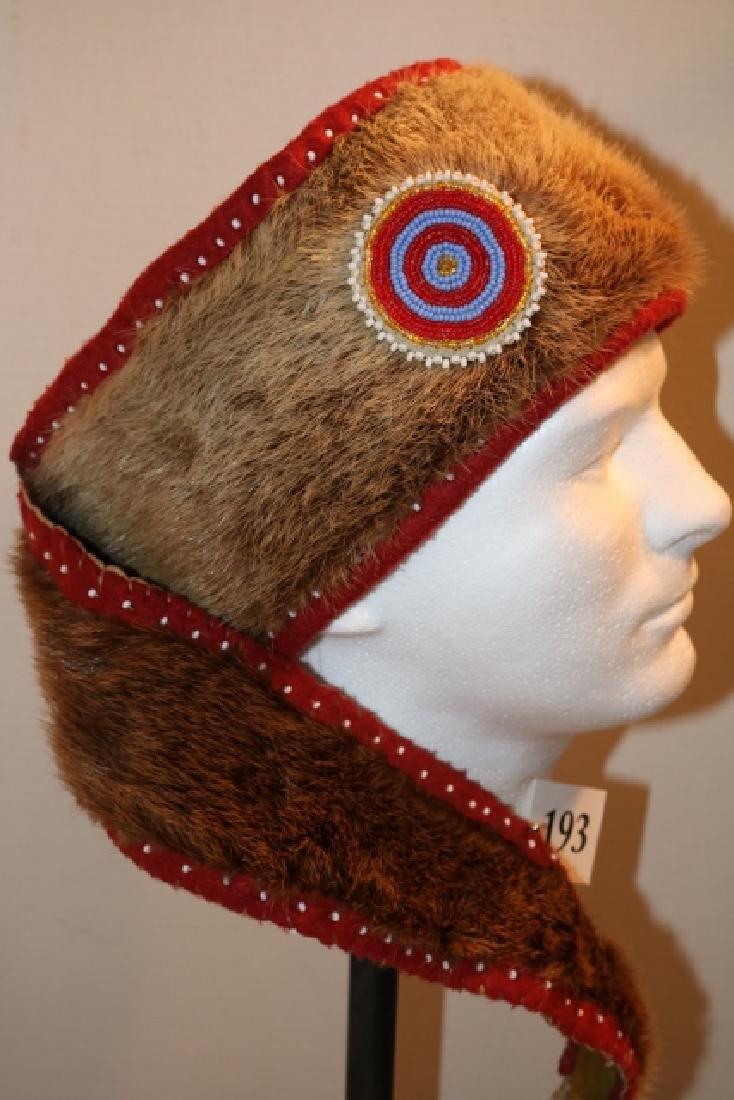 Seminole Otter Turban - 2