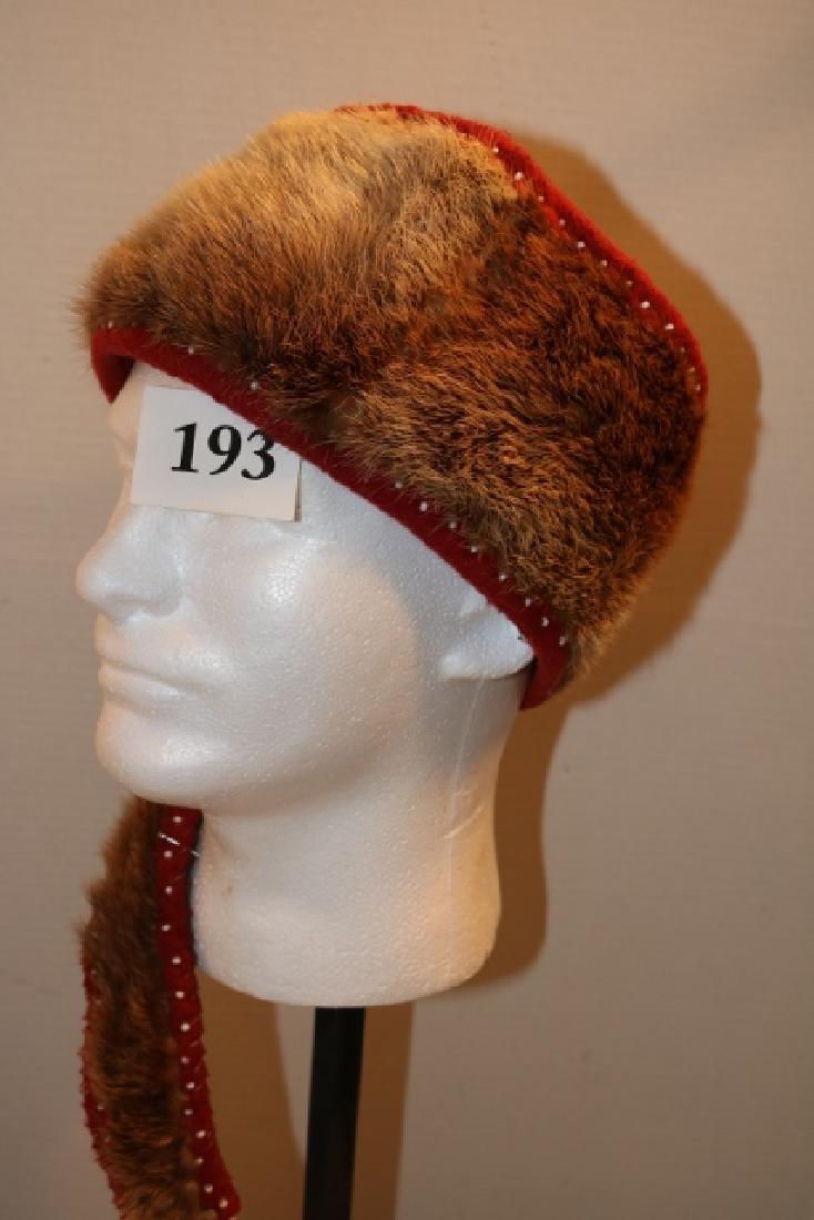 Seminole Otter Turban - 3