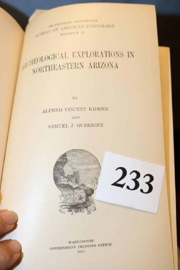 Bureau of American Ethnology Bulletin 65