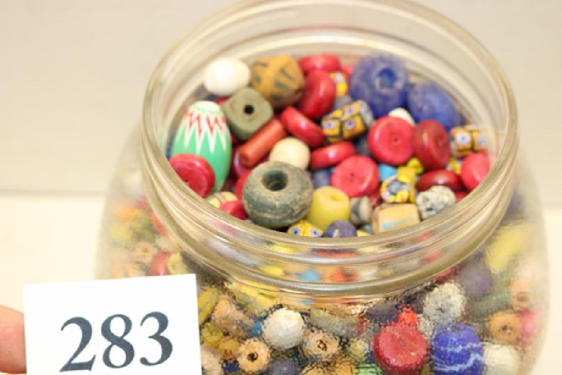 Various Types and Styles of Trade Beads - 2