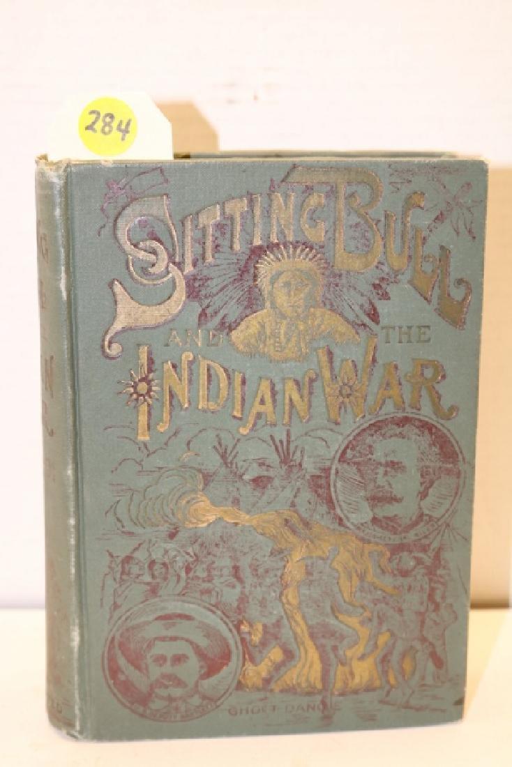Book, 1891 Publication Sitting Bull