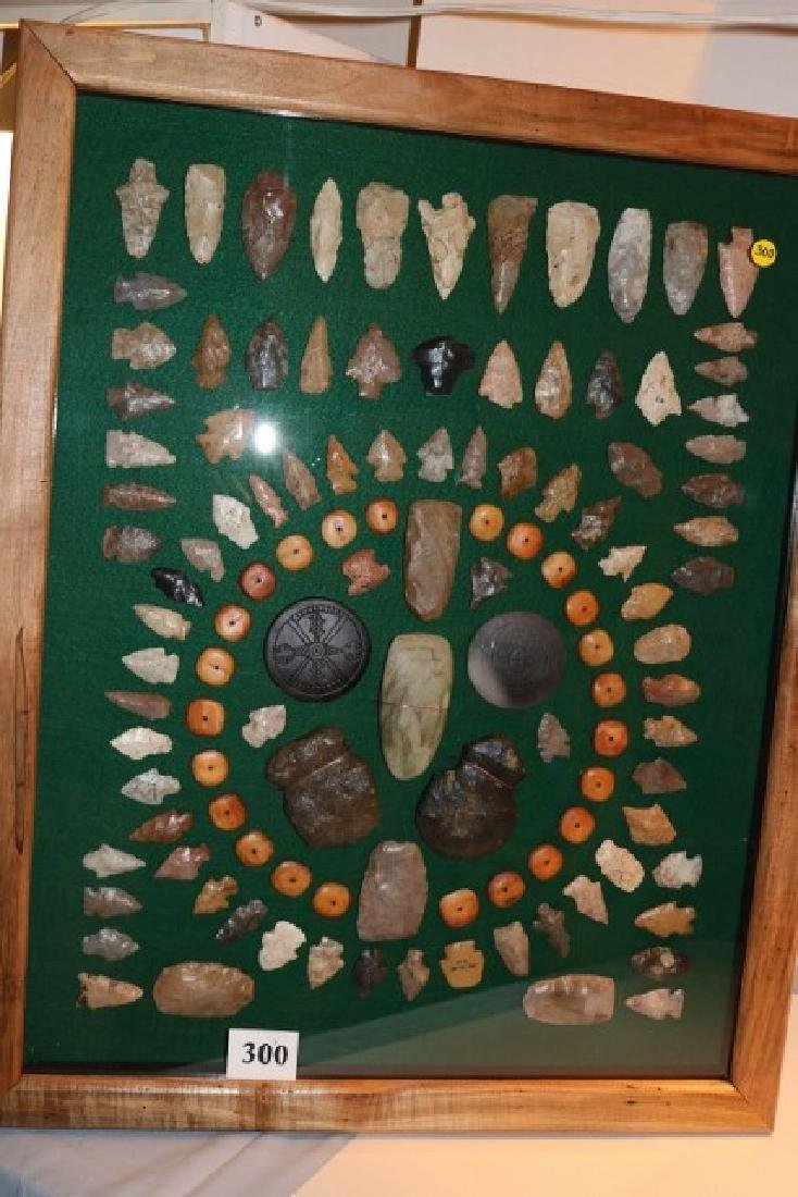 100 Assorted Artifacts