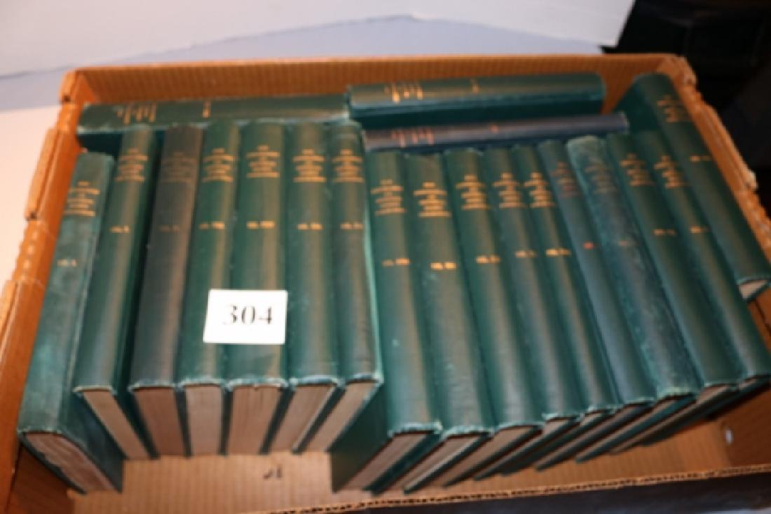 20 Volumes, Ohio Archaeological and Historical Society