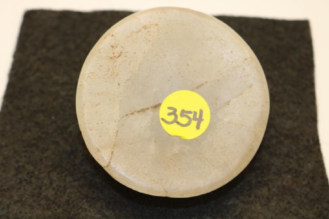"""3"""" Giant Quartz Cone - 2"""