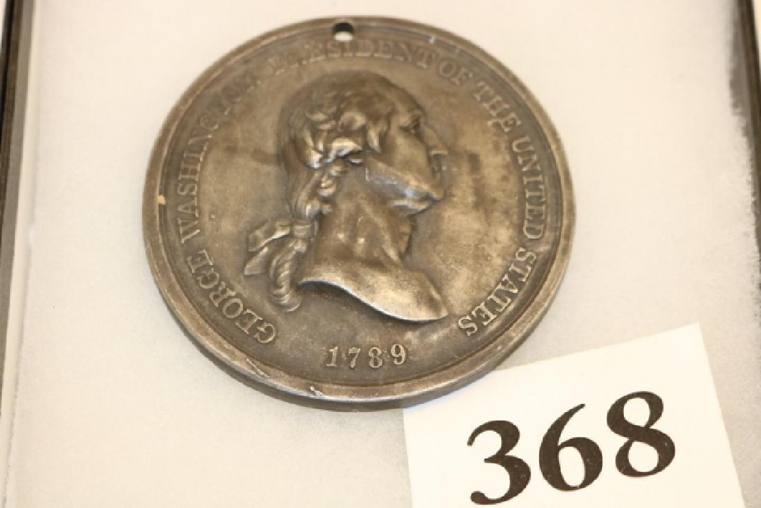 1789 George Washington Peace Medal