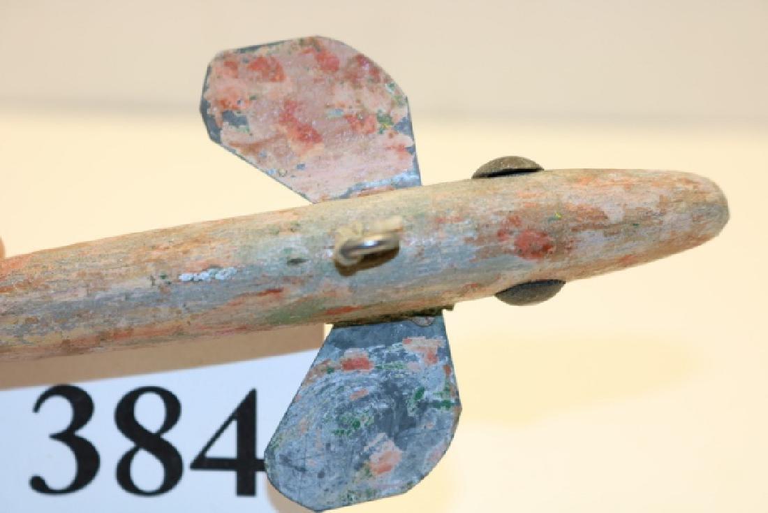 Wood Fish Decoy - 3