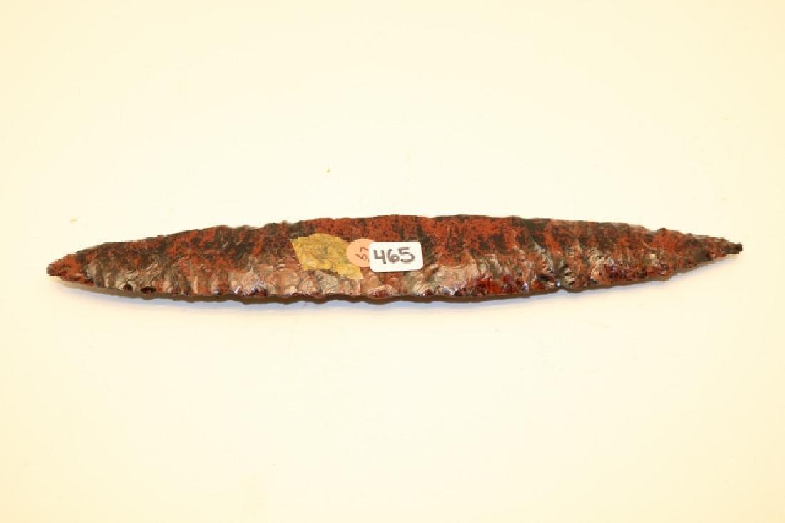 Mahogany Obsidian Bi Point Blade